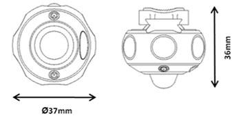 markerlite dimensions